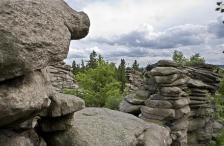 Naturschutzgebiet Greifensteine
